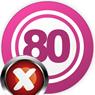 80 Ball Bingo Not Available