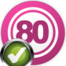 80 Ball Bingo Available
